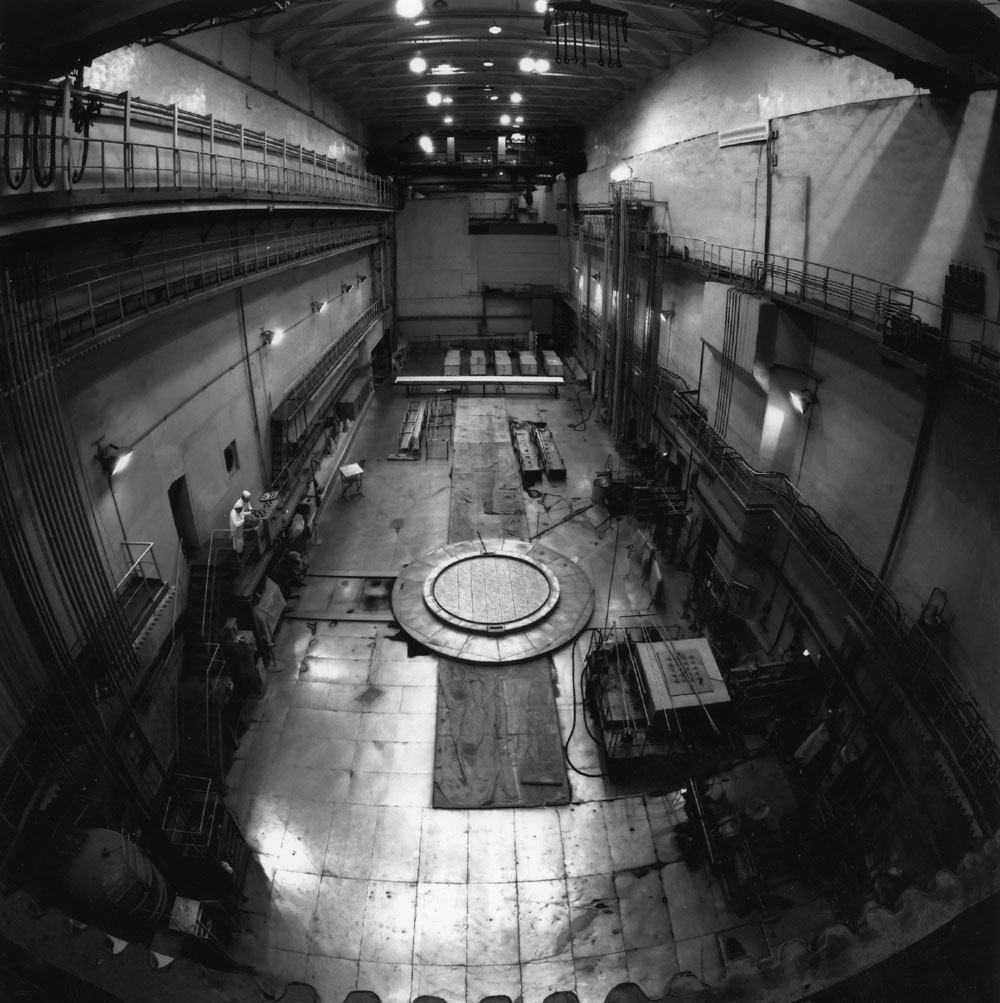2012 - Modernization of the LF-2 reactor facility to extend its operation